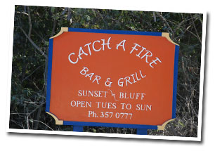Catch A Fire Bar & Grill
